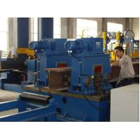 Quality High Efficiency H Beam Flange Straighting Machine / Rectifying Machine for sale