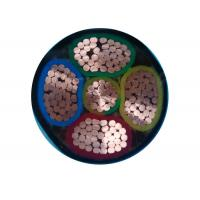 Low Voltage Power Cable Distribution cables 0.6/1 kV PVC Insulation PVC Sheathed 5 Core Unarmoured and armoured