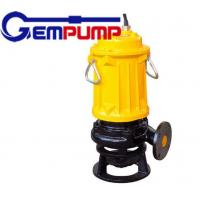 Quality Cast iron submersible sewage pump For Construction sewage , Commercial Sewage Pump for sale