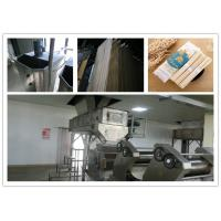 Quality Dry Noodle Making Machine For Stick Noodle , Electric Automatic Pasta Maker Machine for sale