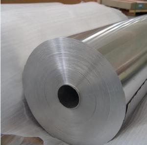 Quality 0.2 MM Aluminium Foil , Aluminium Household Foil Gauge 0.010~0.050mm Waterproof for sale
