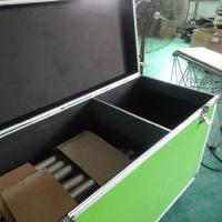 Quality Aluminum flight case Music Loading Flight cases used for Storage to pack stage for sale