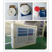 Quality 2 wired  conventional fire alarm with control panel DC12/24V with white color for sale