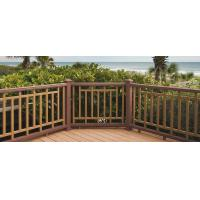Interior room wpc colum ornament WPC Fence Panels wall cladding fence