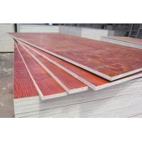 Quality Red Green 9mm 12mm 15mm 18mm waterproof WBP Glue laminated Film faced plywood 2 time hot press for sale