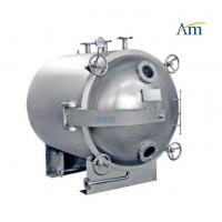 RVD Round Vacuum Drying Chamber, Vacuum Drying Equipment Hot water steam circulation Solvent Recovery FZG YZG