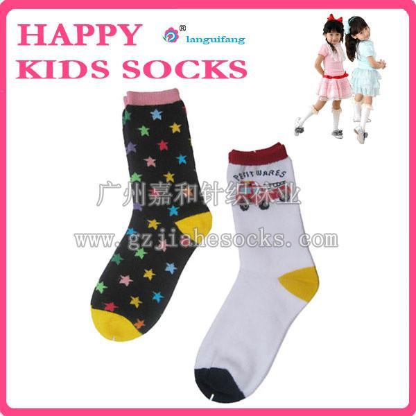 Custom Ankle Teen Child Tube Socks Wholesale Baby Cotton