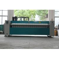 Quality Bedsheet Laundry Flatwork Ironer / Industrial Ironing Equipment With 800mm Diameter for sale