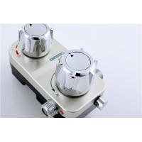"""Quality Male Thermostatic Mixing Valve G1/2"""" Ceramic Champagne For Hotel Winehouse for sale"""
