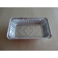 Quality Residential Aluminum storage container Disposable For Baking / foil cooking containers for sale