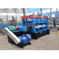Quality 1600 Mm Width Electronic Expanded Metal Mesh Leveling Machine With 15 Rollers for sale