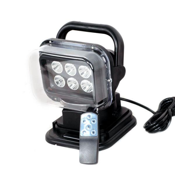 12 volt dc 30w marine led searchlight of creeledworklight. Black Bedroom Furniture Sets. Home Design Ideas