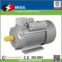 Quality YCL Series Single Phase Heavy-duty Capacitor Start induction Motor high torque 1hp electric motor for sale