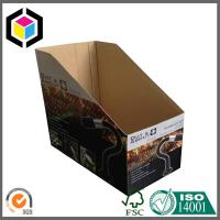 China Custom Color Printed Corrugated Bin Boxes; Strong Style Cardboard Bin Box on sale