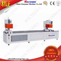 Quality Double Head Seamless Welding Machines for colorful profiles SHZ2B-120x3500 for sale