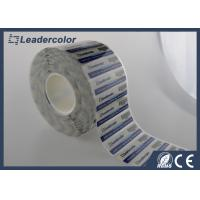 Quality Alien H3 Programmable EPC RFID Windshield Tag , UHF Windshield Label For Cars ETC for sale