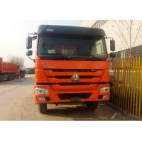 Quality Four - Axle SINOTRUK 371 HP Heavy Dump Truck 8×4 50 Tons Loading 28CBM for sale