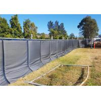 Buy Temporary Noise Barriers for Acoustic Construction Noise Pollution at wholesale prices