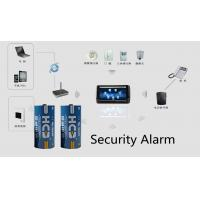 Quality 8500mAh Bobbin Cell ER26500 Li-SOCl2 Battery Non - Rechargeable For Security Alarm for sale