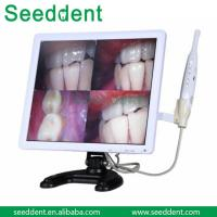 "Quality 15 / 17"" All In One Multimedia LED Monitor with Dental Oral Camera + Plastic Holder Set SE-K011 for sale"