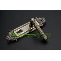 Quality European style Entrance Villa Door Lock, double bolts mortise lock , Antique Brass finish for sale