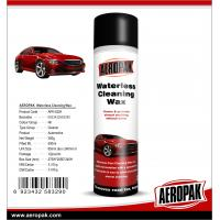 China Deep Shine Waterless Cleaning Wash Wax For Household Auto on sale