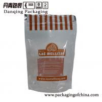 Buy cheap PET / CPP Stand Up Zipper Pouchdry stuff For Nut , Ziplock Foil Bag Pouches from wholesalers