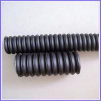 Single wall hdpe corrugated duct for cable protection