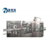 Quality Full Automatic Carbonated Drink Filling Machine Rotary Soda Water PET Bottle Filling Machine for sale
