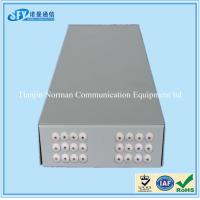 China Best quality cold roll steel sheet 12/24 cores tabletop pigtails  fiber optic termination box on sale