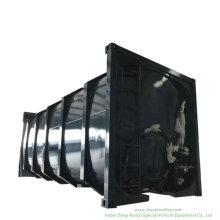 20feet Bulk 29.5cbm ISO Tank Container for Plaster Powder /Cement /Flyash