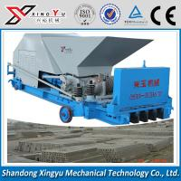 Buy ZB120x240x2 concrete lintel making machine at wholesale prices