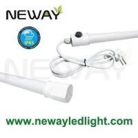 Quality IP65 Waterproof LED T8 Fluorescent Tube 4ft 5ft 20W 25W for sale