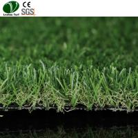 China Landscape Artificial Grass Carpet / 25mm Height Outdoor Astroturf Carpet on sale