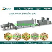 Quality Protein Diet Application Soya meat making machine Production Line for sale