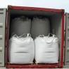 1 Tonne Circular FIBC Big Bag Sack With Stevedore Straps 100% Virgin Polypropyle for sale