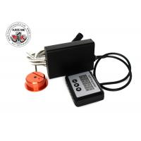 Buy LCD Display Diesel Fuel Tank Ultrasonic Level Sensor Meter 1.5m EIA485 Output at wholesale prices