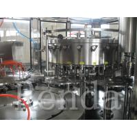 Quality Stainless Steel Small Carbonated Drink Filling Machine 380V ISO Certification for sale