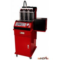 Quality 4L Tank Capacity Fuel Injector Tester and Cleaner , Car Repair Tool for sale