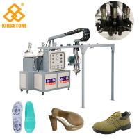 Quality PU Injection Moulding Machine , Polyurethane Foam Machine For High Heel Shoes for sale