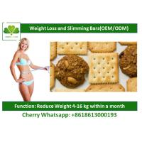 Quality No Adverse Effect Weight Loss Protein Bars Healthy Slimming Programs for sale