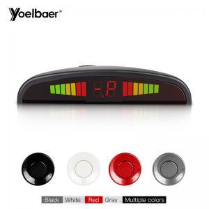 Quality Automotive Parking Sensors Reversing Radar With 4 Sensors Customized Color for sale