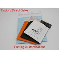 Quality Customize Yellow Printing Kraft Paper Bubble Mailers Cushioned Postage 10*12 Inch for sale
