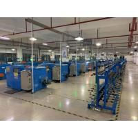 Quality High Speed Copper Wire Bunching Machine For Tinned Wire / Enameled Wire for sale