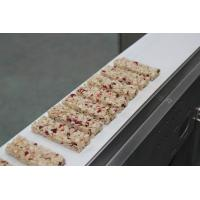 Quality 4000pcs / H Small Capacity Granola Bar Press Machine Energy Bar Production Line for sale