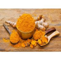 Buy cheap Gmp Hplc 95% Purity Turmeric Curcumin Complex 25kg / Drum Net Weight from wholesalers
