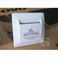 Quality New style- Intelligent card  switch for hotel using for sale