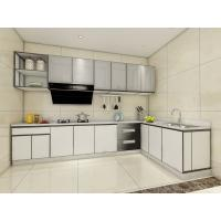 Quality Modular Design Refinishing Particle Board Cabinets For Home Decor Customized Size for sale