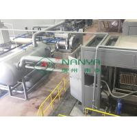 Quality Recycle Paper Moulding Egg Tray Production Line , High Output Egg Box Machine for sale
