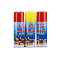 Quality Resin 9505900000 Tin Can 250ml Party String Snow Spray for sale
